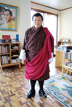 Dasho Pema Thinley